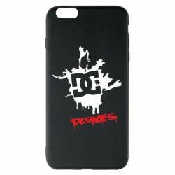 Чохол для iPhone 6 Plus/6S Plus DC Shoes