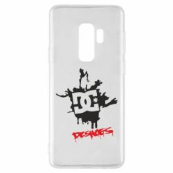 Чохол для Samsung S9+ DC Shoes