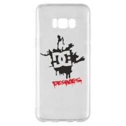 Чохол для Samsung S8+ DC Shoes