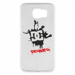 Чохол для Samsung S6 DC Shoes