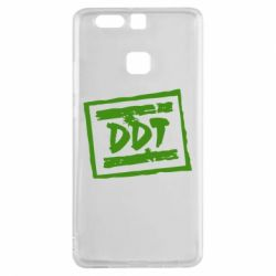 Чехол для Huawei P9 DDT (ДДТ) - FatLine