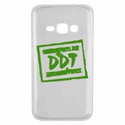 Чехол для Samsung J1 2016 DDT (ДДТ) - FatLine