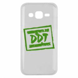 Чехол для Samsung J2 2015 DDT (ДДТ) - FatLine