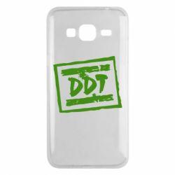 Чехол для Samsung J3 2016 DDT (ДДТ) - FatLine