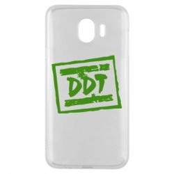 Чехол для Samsung J4 DDT (ДДТ) - FatLine