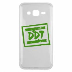 Чехол для Samsung J5 2015 DDT (ДДТ) - FatLine