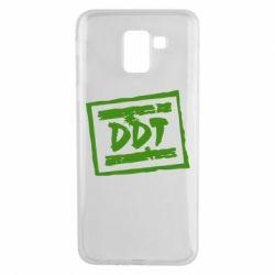 Чехол для Samsung J6 DDT (ДДТ) - FatLine