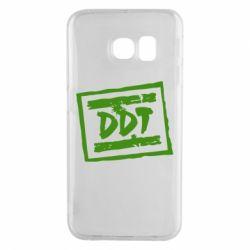 Чехол для Samsung S6 EDGE DDT (ДДТ) - FatLine