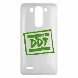 Чехол для LG G3 mini/G3s DDT (ДДТ) - FatLine