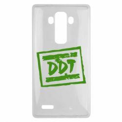 Чехол для LG G4 DDT (ДДТ) - FatLine