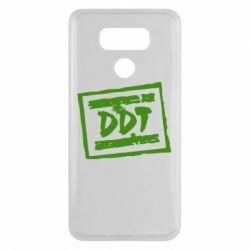 Чехол для LG G6 DDT (ДДТ) - FatLine