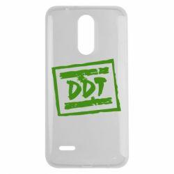 Чехол для LG K7 2017 DDT (ДДТ) - FatLine