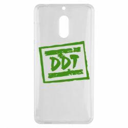 Чехол для Nokia 6 DDT (ДДТ) - FatLine