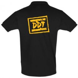 Футболка Поло DDT (ДДТ) - FatLine