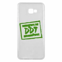Чехол для Samsung J4 Plus 2018 DDT (ДДТ) - FatLine