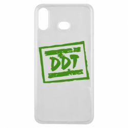 Чехол для Samsung A6s DDT (ДДТ) - FatLine