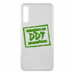 Чехол для Samsung A7 2018 DDT (ДДТ) - FatLine