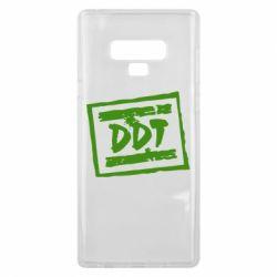 Чехол для Samsung Note 9 DDT (ДДТ) - FatLine