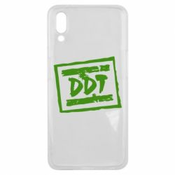 Чехол для Meizu E3 DDT (ДДТ) - FatLine
