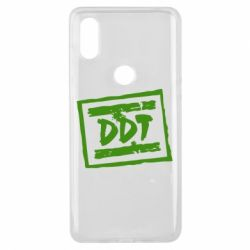 Чехол для Xiaomi Mi Mix 3 DDT (ДДТ) - FatLine
