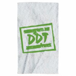 Полотенце DDT (ДДТ) - FatLine