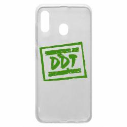 Чохол для Samsung A20 DDT (ДДТ)
