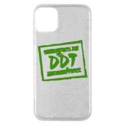 Чохол для iPhone 11 Pro DDT (ДДТ)