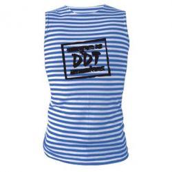 Майка-тельняшка DDT (ДДТ) - FatLine