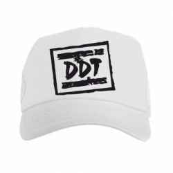 Кепка-тракер DDT (ДДТ) - FatLine
