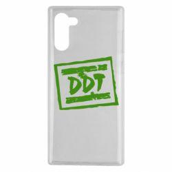 Чохол для Samsung Note 10 DDT (ДДТ)