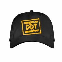 Детская кепка DDT (ДДТ) - FatLine