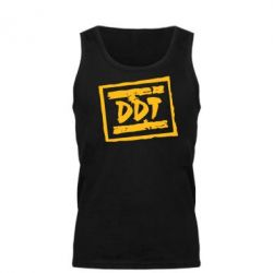 Мужская майка DDT (ДДТ) - FatLine