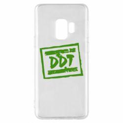 Чехол для Samsung S9 DDT (ДДТ) - FatLine