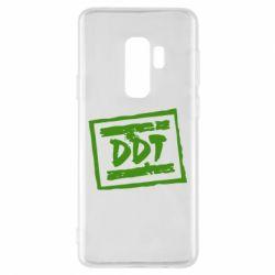 Чехол для Samsung S9+ DDT (ДДТ) - FatLine