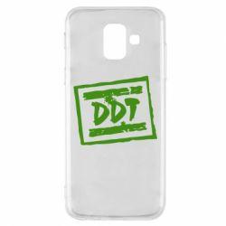 Чехол для Samsung A6 2018 DDT (ДДТ) - FatLine