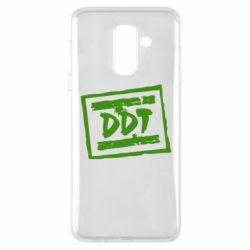 Чехол для Samsung A6+ 2018 DDT (ДДТ) - FatLine