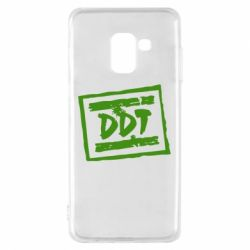 Чехол для Samsung A8 2018 DDT (ДДТ) - FatLine