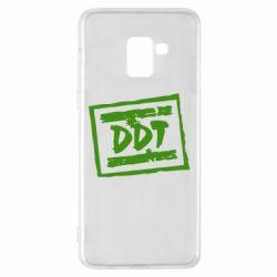 Чехол для Samsung A8+ 2018 DDT (ДДТ) - FatLine