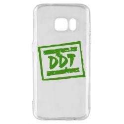 Чехол для Samsung S7 DDT (ДДТ) - FatLine