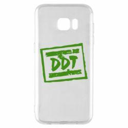 Чехол для Samsung S7 EDGE DDT (ДДТ) - FatLine