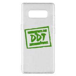Чехол для Samsung Note 8 DDT (ДДТ) - FatLine