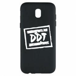 Чехол для Samsung J5 2017 DDT (ДДТ) - FatLine