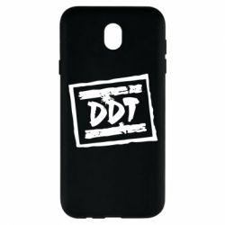 Чехол для Samsung J7 2017 DDT (ДДТ) - FatLine