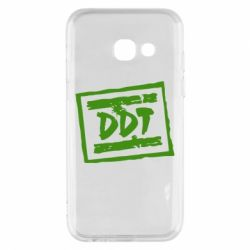 Чехол для Samsung A3 2017 DDT (ДДТ) - FatLine