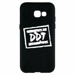Чехол для Samsung A5 2017 DDT (ДДТ) - FatLine