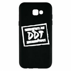 Чехол для Samsung A7 2017 DDT (ДДТ) - FatLine