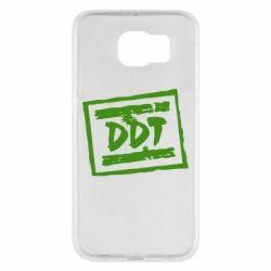 Чехол для Samsung S6 DDT (ДДТ) - FatLine