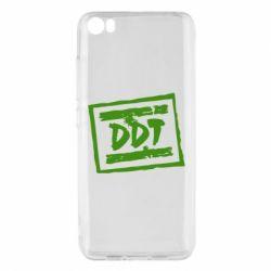 Чехол для Xiaomi Xiaomi Mi5/Mi5 Pro DDT (ДДТ) - FatLine
