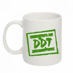 Кружка 320ml DDT (ДДТ) - FatLine