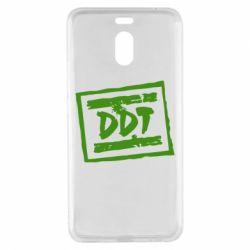 Чехол для Meizu M6 Note DDT (ДДТ) - FatLine